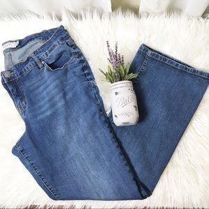 Torrid Medium Wash Bootcut Jeans